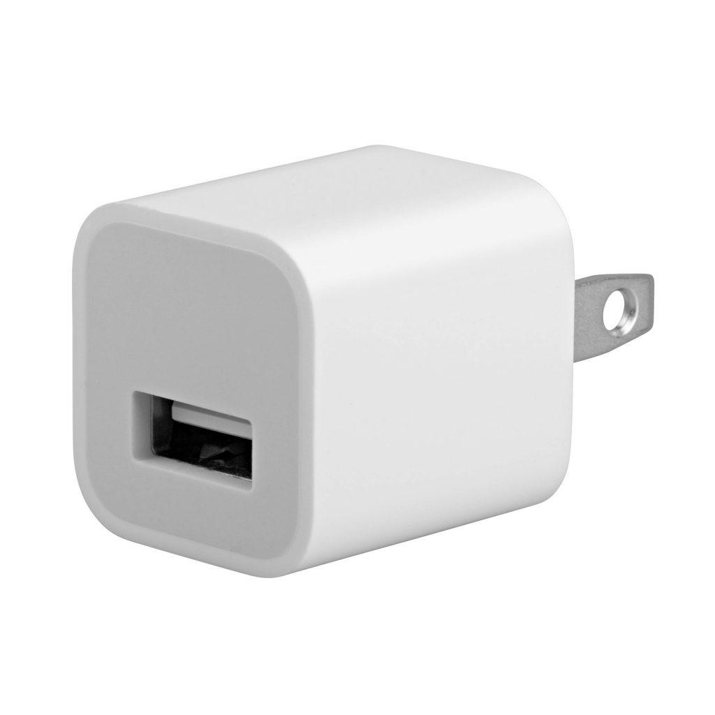 شارژر اصلی آیفون Apple iphone AC Adapter 2 Pin
