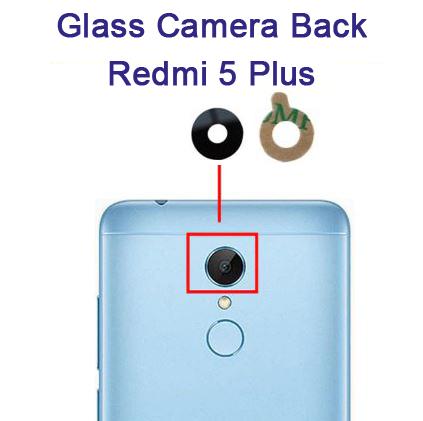 شیشه دوربین شیائومی Glass Camera Back Xiaomi Redmi 5 Plus