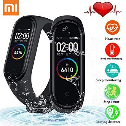دستبند سلامتی شیائومی مدل Xiaomi Mi Band 4 پک گلوبال