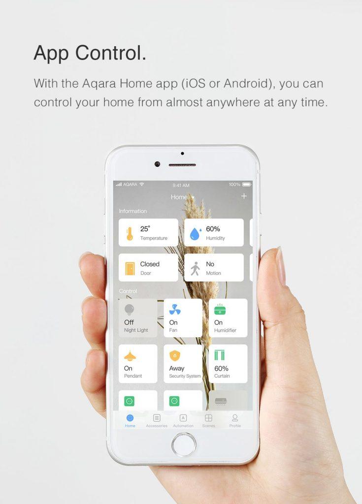 گیت وی شیائومی آکارا Xiaomi Aqara gateway Smart Hub