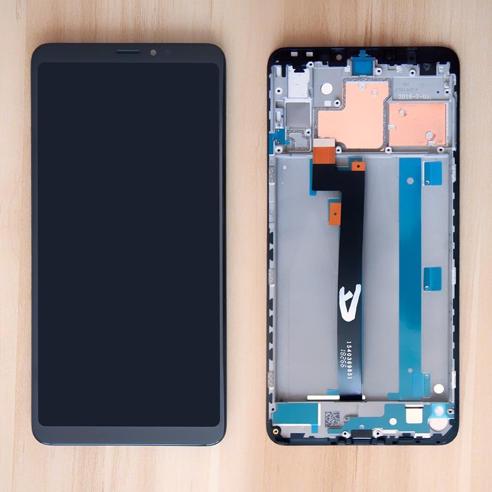 تاچ و ال سی دی شیائومی LCD+Frame Xiaomi Mi Max 3