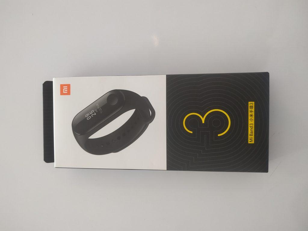 دستبند سلامتی شیائومی مدل Xiaomi Mi Band 3 پک گلوبال