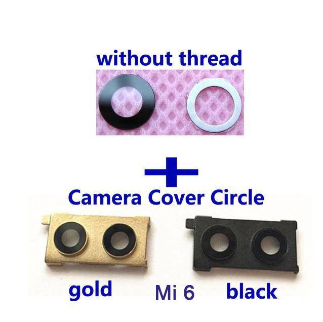 شیشه دوربین شیائومی Glass Camera Back Xiaomi Mi 6
