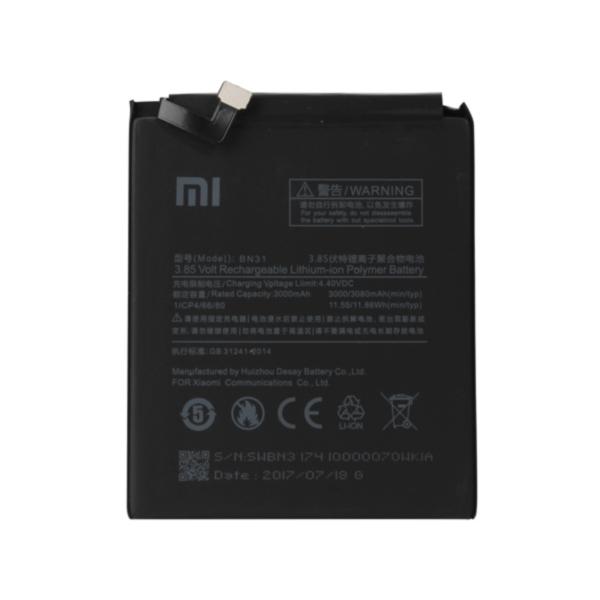 باتری شیائومی Battery Xiaomi Mi A1 BN31