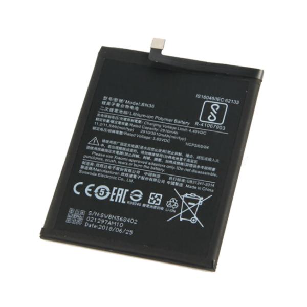 باتری شیائومی Battery Xiaomi Mi A2 BN36