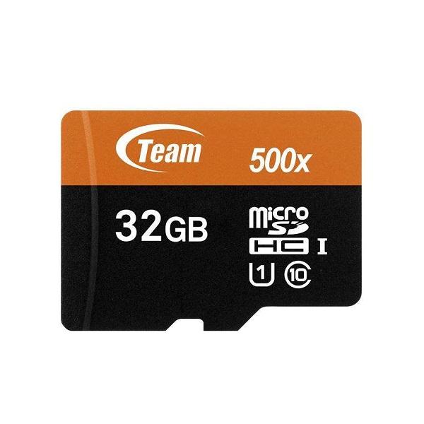 کارت حافظه Micro SD/HC 32GB سرعتClass10 برند Team Group