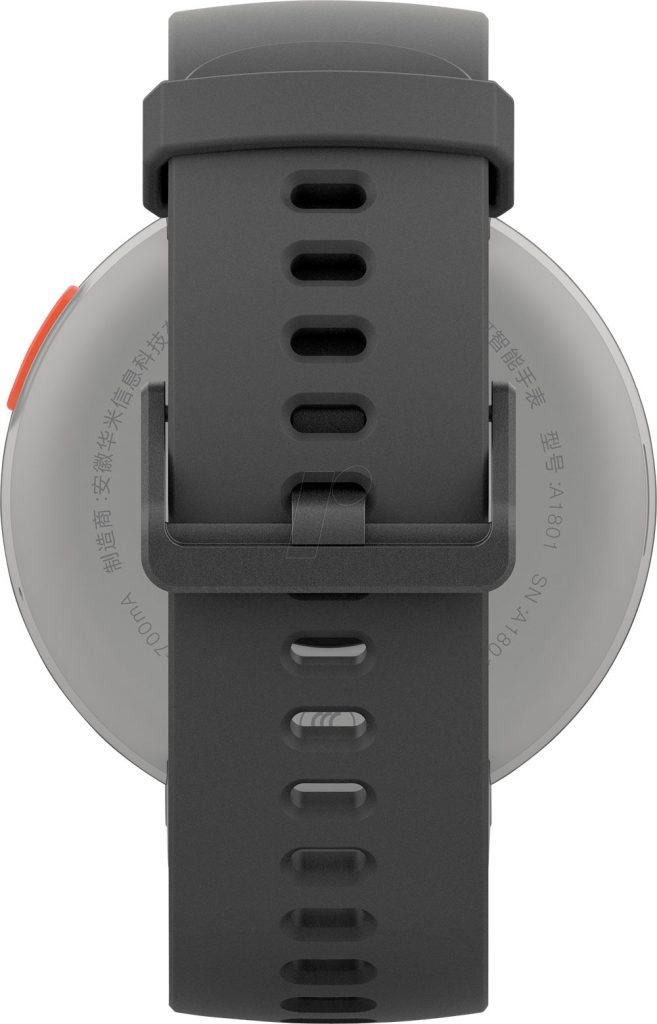 ساعت هوشمند شیائومی مدل Xiaomi Amazfit Verge پک گلوبال