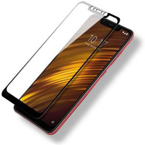 گلس تمام چسب شیائومی Xiaomi Mi A2 Lite