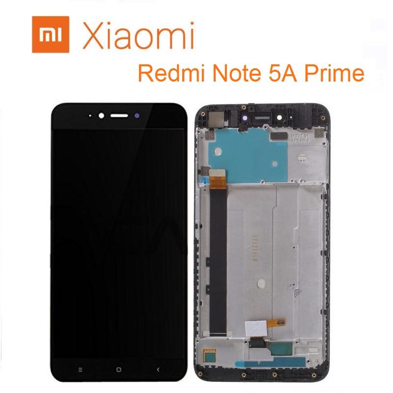 تاچ و ال سی دی شیائومی LCD+Frame Redmi Note 5a