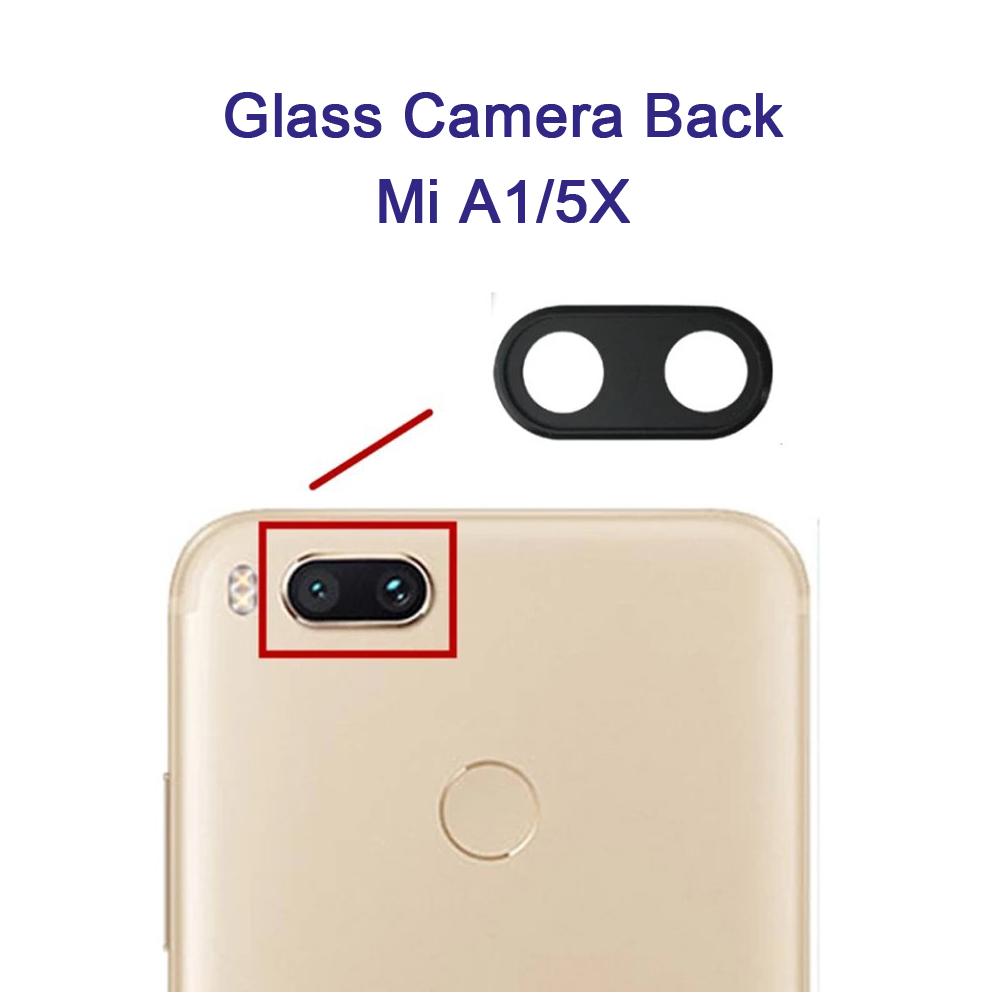 شیشه دوربین شیائومی Glass Camera Back Xiaomi Mi A1/5X