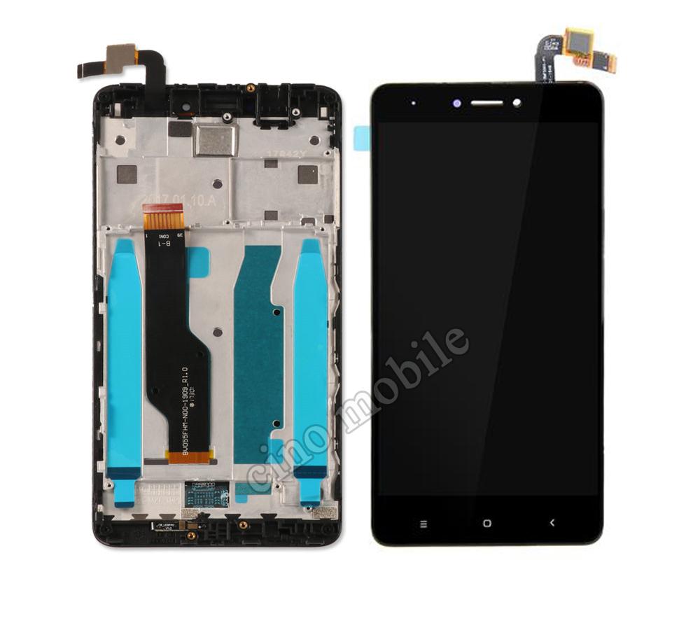 تاچ و ال سی دی شیائومی LCD+Frame Redmi Note 4x
