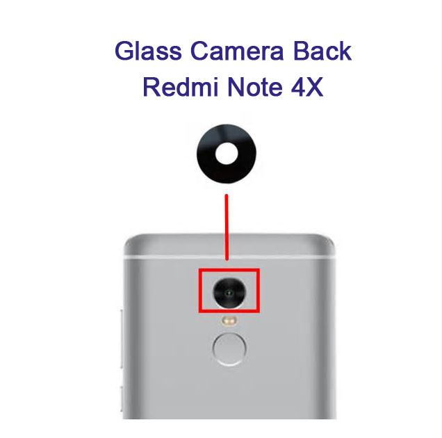 شیشه دوربین شیائومی Glass Camera Back Xiaomi Redmi Note 4X