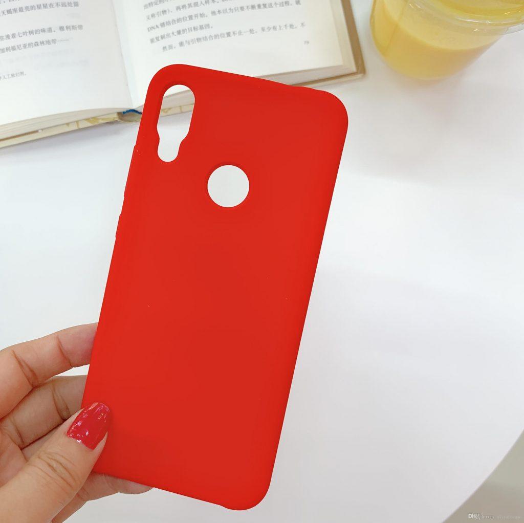 گارد سیلیکونی شیائومی Silicon cover Redmi Note 7