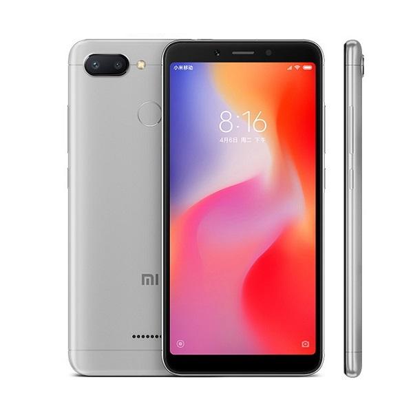 موبایل شیائومی Xiaomi Redmi 6 64/4 پک گلوبال(رجیستر شده)