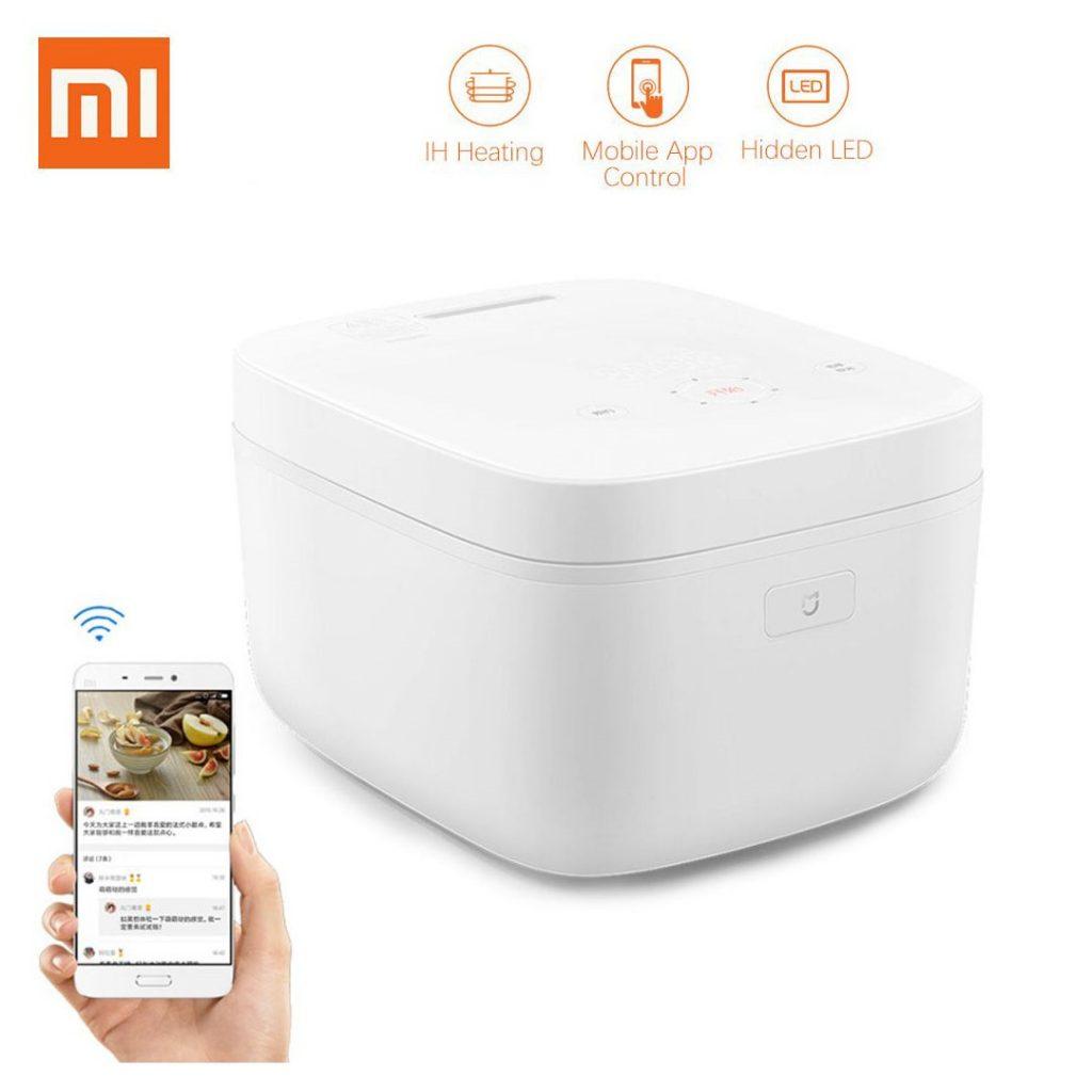 پلوپز هوشمند شیائومی Xiaomi Rice Cooker Smart IHFB01CM (گلوبال)