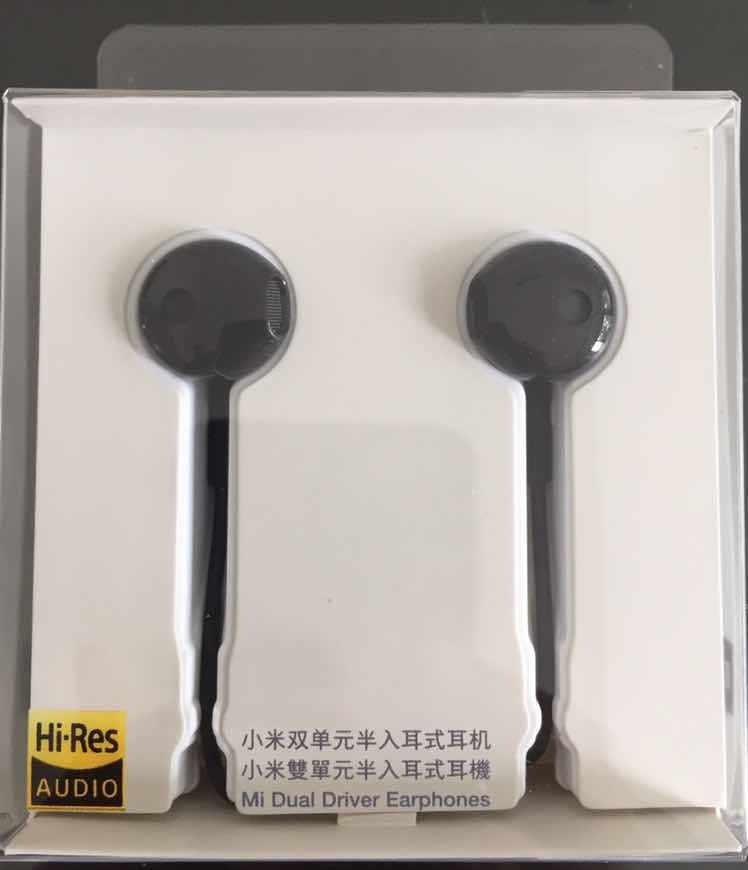 هندزفری اصلی شیائومی (Mi Dual Driver Earphones (BRE01JY