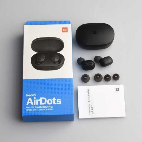 هدفون بی سیم دوتایی شیائومی Xiaomi Redmi AirDots Wireless TWSEJ04LS
