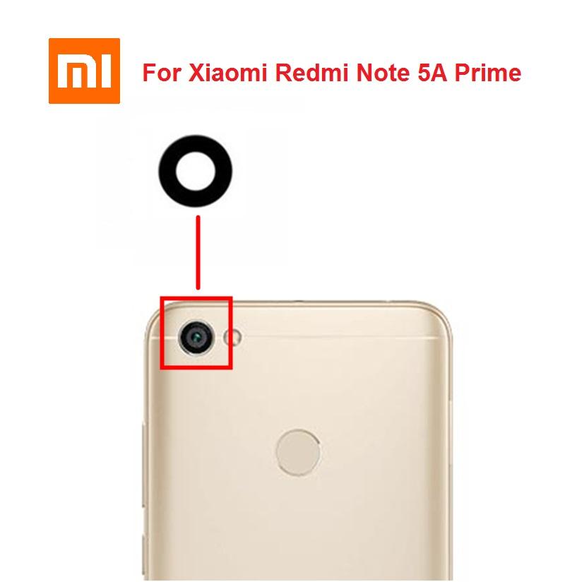 شیشه دوربین شیائومی Glass Camera Back Xiaomi Redmi Note 5A Prime
