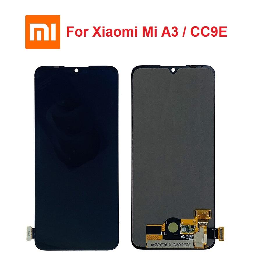 تاچ و ال سی دی شیائومی LCD+Frame  Xiaomi Mi A3