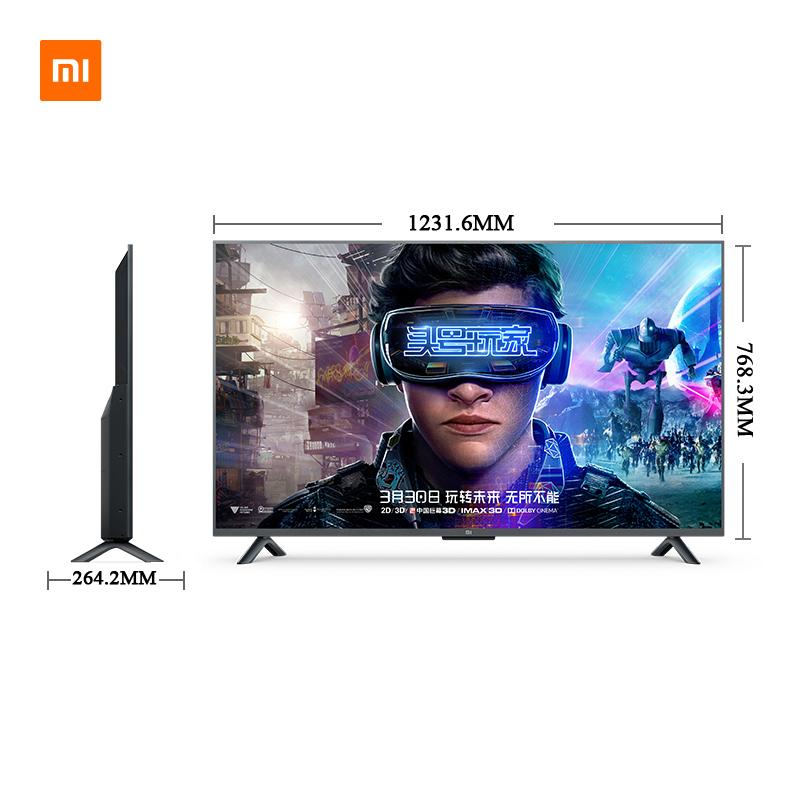 """تلوزیون هوشمند شیائومی """"Xiaomi Mi LED TV 4S 55 پک گلوبال رسیوردار"""