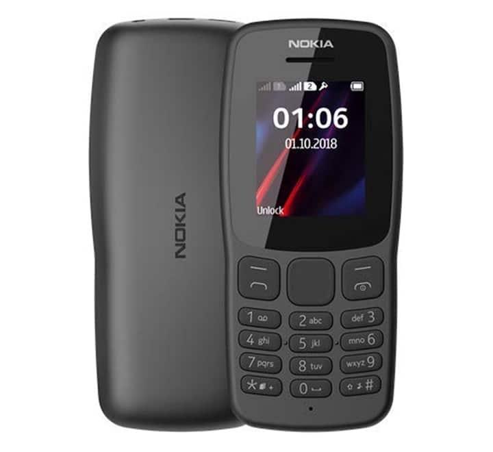گوشی موبایل نوکیا Nokia N106 2018