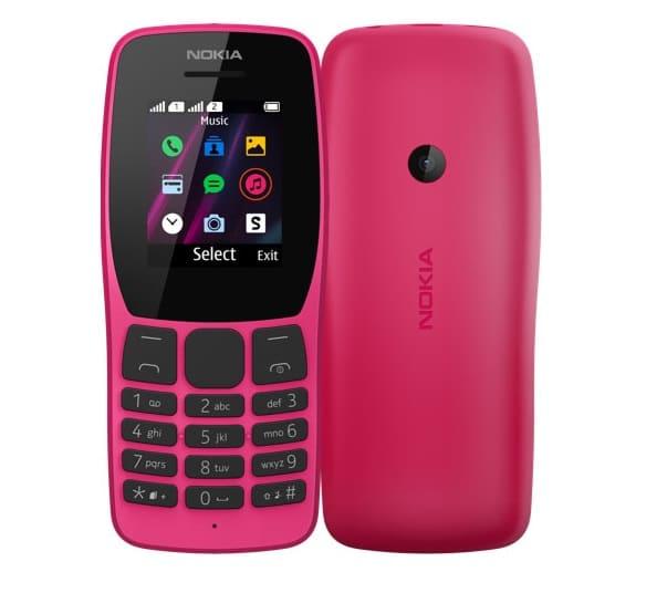 گوشی موبایل نوکیا Nokia N110 2019