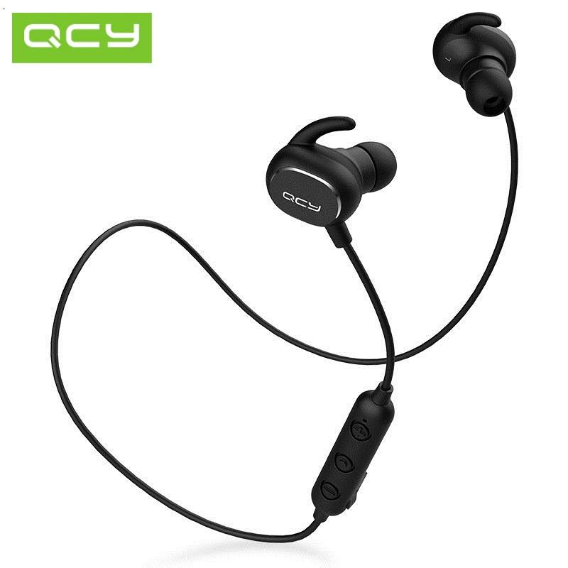 هدفون بی سیم QCY-QY19 Sport BT Earphones Wireless