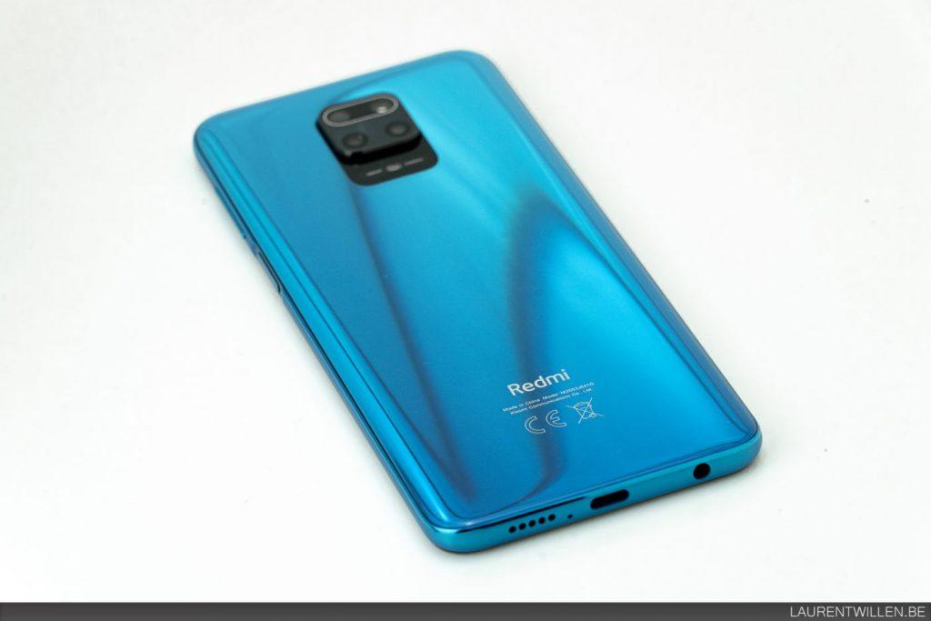 موبایل شیائومی Xiaomi Redmi Note 9 Pro 128/6 پک گلوبال (رجیسترشده- 18ماه گارانتی شرکتی)