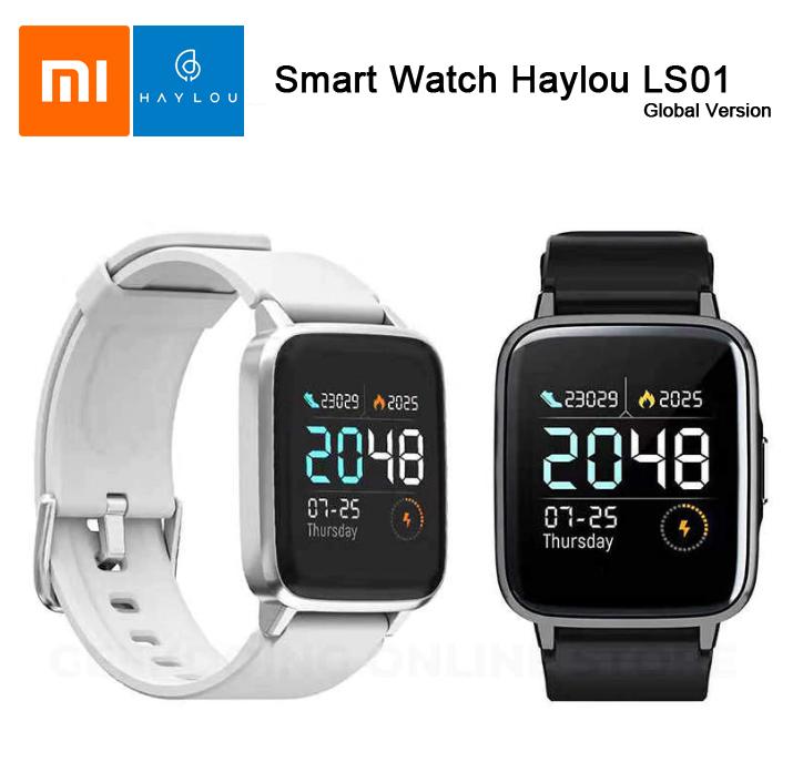 ساعت هوشمند شیائومی مدل Xiaomi Haylou LS01 گلوبال
