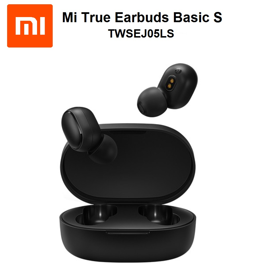 هدفون بی سیم شیائومی Xiaomi Mi True Wireless Earbuds Basic S TWSEJ05LS نسخه گلوبال