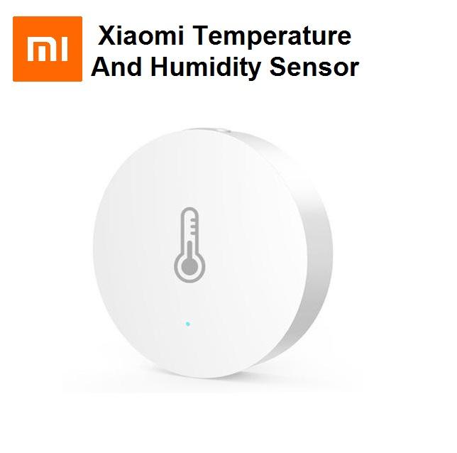 سنسور دما و رطوبت شیائومی Xiaomi Temperature and humidity