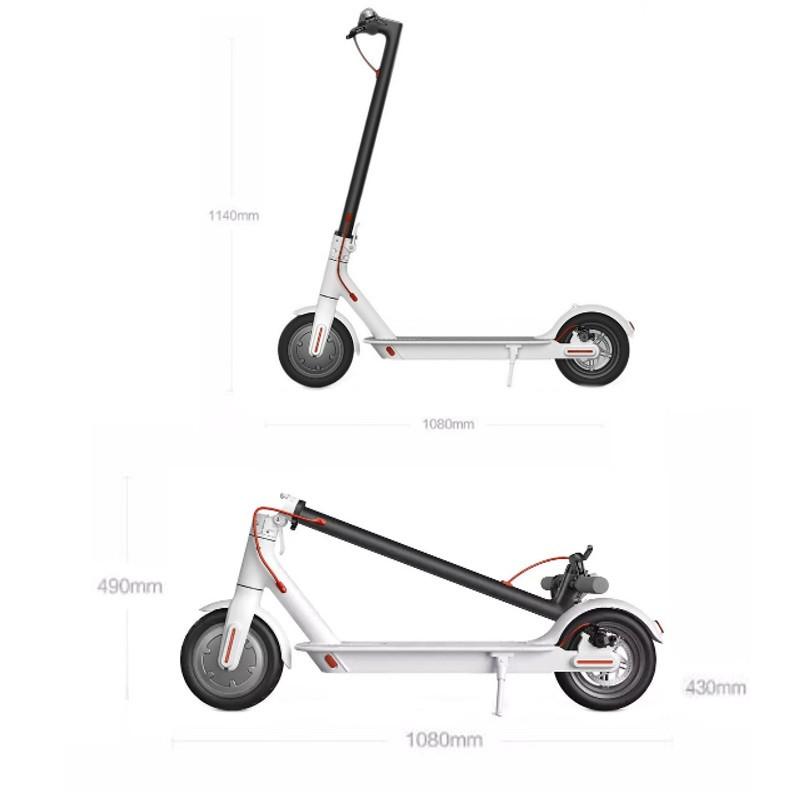 اسکوتر برقی هوشمند شیائومی Mi Electric Scooter M365