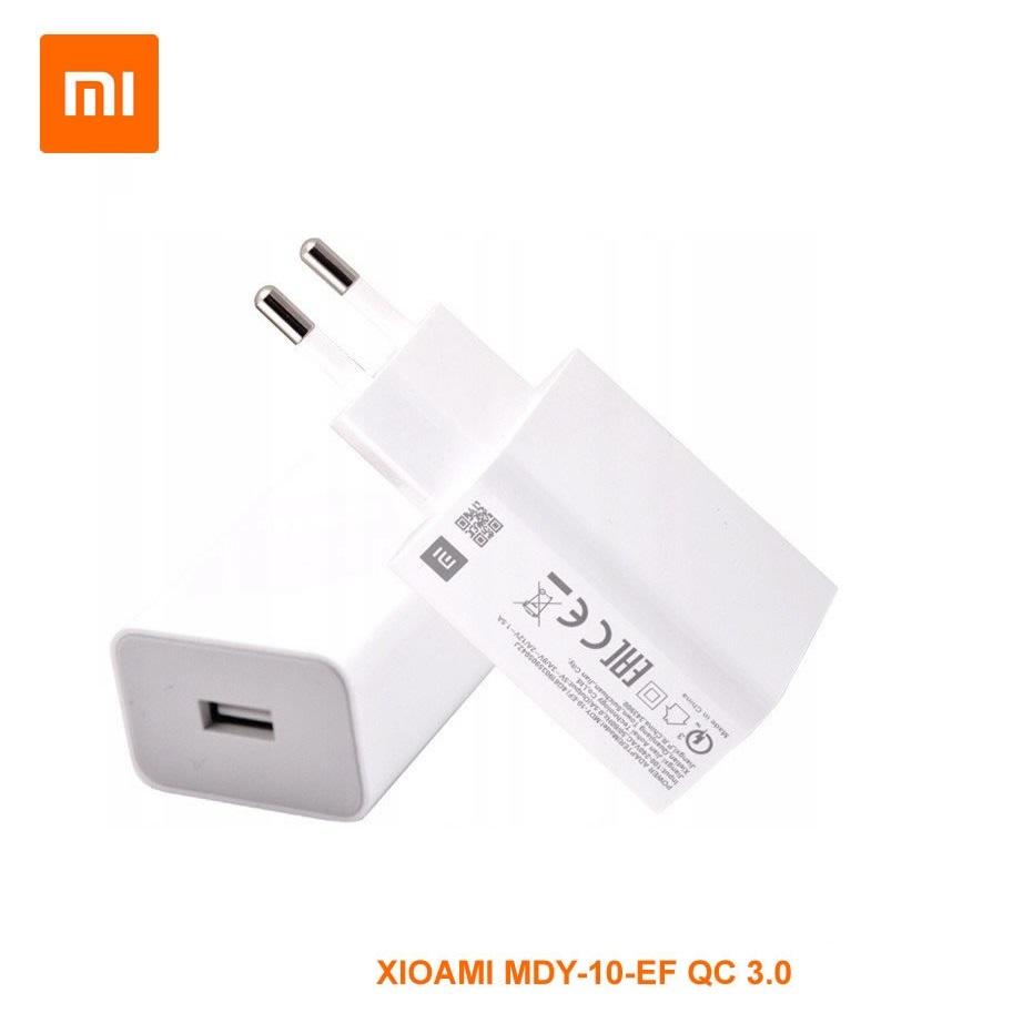 شارژر دیواری شیائومی Xiaomi Adapter MDY-10-EW 18w Q3.0