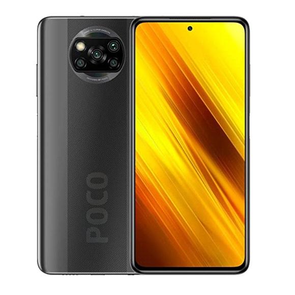 موبایل شیائومی Xiaomi Poco X3 NFC 64/6 پک گلوبال(رجیسترشده- 18ماه گارانتی شرکتی)