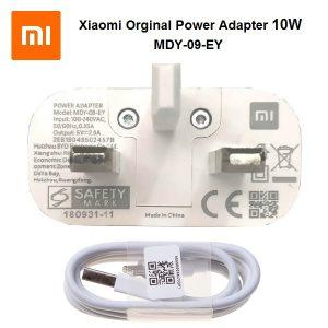 آداپتور شارژر فابریک کارتنی شیائومی+ به همراه کابل Xiaomi Power Adpter 10W MDY-09-EY