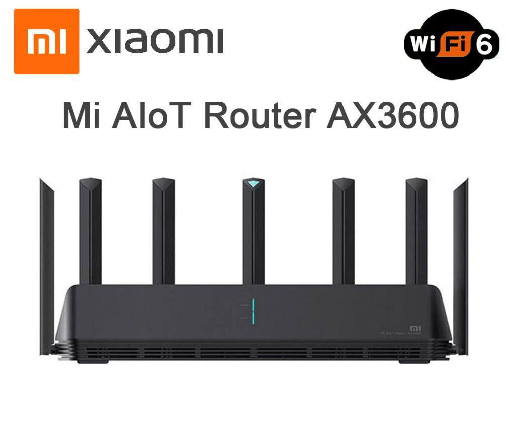 روتر وای فای شیائومی  Xiaomi Mi AloT Router AX3600 Wi-Fi 6