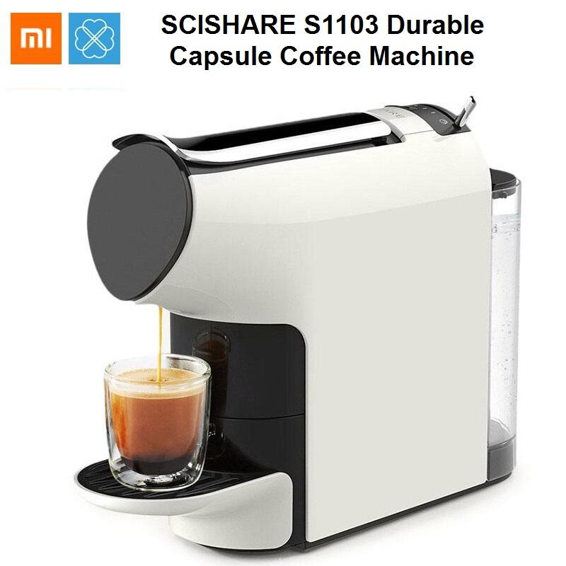 دستگاه قهوه ساز شیائومی SCISHARE S1103 Durable Capsule Coffee Machine