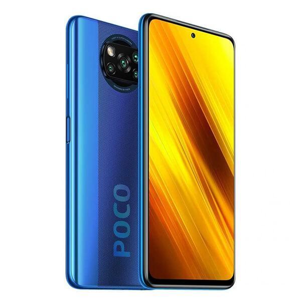 موبایل شیائومی Xiaomi Poco X3 NFC 128/6 پک گلوبال (رجیسترشده- 18ماه گارانتی شرکتی)