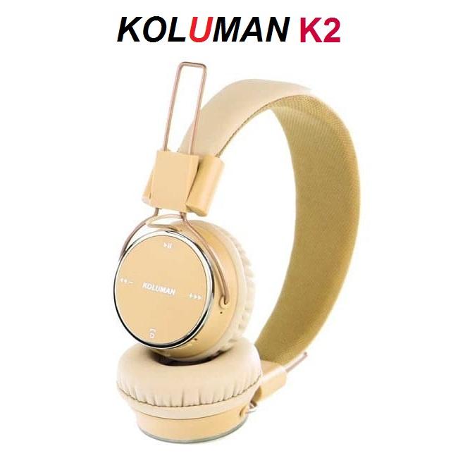 هدفون بی سیم کلومن HeadPhones KOLUMAN K2