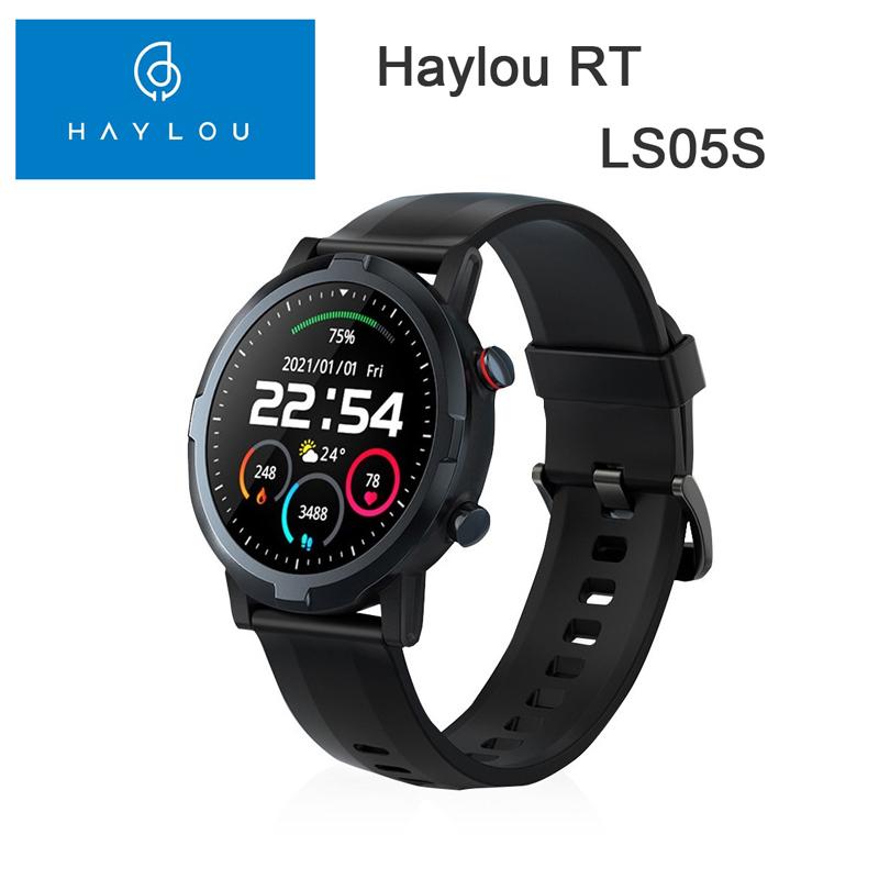 ساعت هوشمند هایلو مدل Haylou RT LS05S