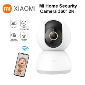 دوربین نظارتی هوشمند شیائومی Mi Home Security Camera 360° 2K MJSXJ09CM پک گلوبال